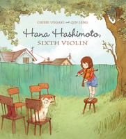 Book Cover Hana Hashitmoto Sixth Violin