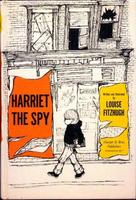 Book Cover Harriet the Spy