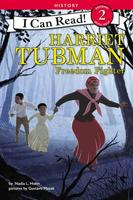 Book Cover Harriet Tubman