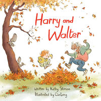 Book Cover Harry and Walter