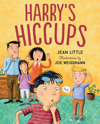 Book Cover Harry's Hiccups