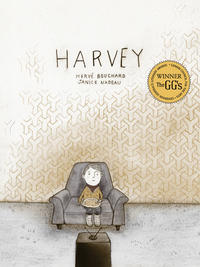Book Cover Harvey