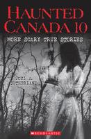 Book Cover Haunted Canada 10