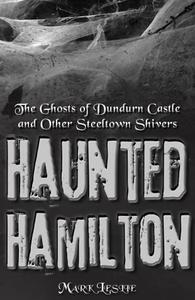 Book Cover Haunted Hamilton