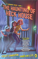 Book Cover Haunting of Heck House