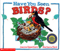 Book Cover Have You Seen Birds