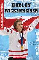 Book Cover Hayley Wickenheiser