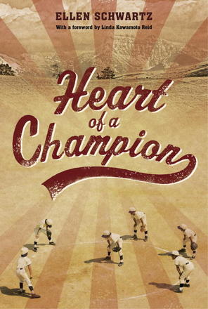 Book Cover Heart of a Champion