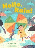 Book Cover Hello Rain