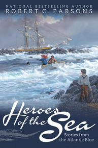 Book Cover Heroes of the Sea
