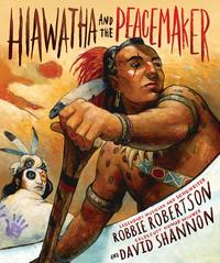 Book Cover Hiawatha and the Peacemaker
