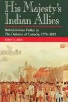 Book Cover His Majesty's Indian Allies