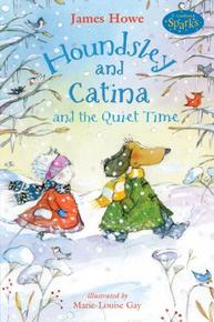 Book Cover Houndsley Catina and the Quiet Time
