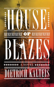 Book Cover House of Blazes