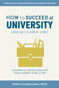 Book Cover How to Succeed at University