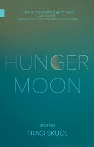 Book Cover Hunger Moon