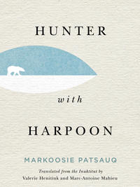 Book Cover Hunter With Harpoon
