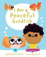 Book Cover I am a Peaceful Goldfish