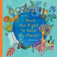 Book Cover I Have the Right to Save My Planet