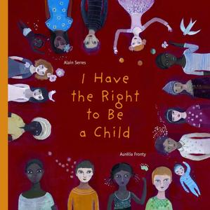 Book Cover I have the Right to be a Child