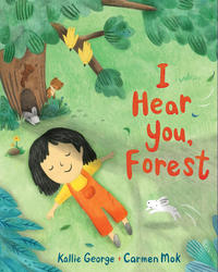 Book Cover I Hear You Forest