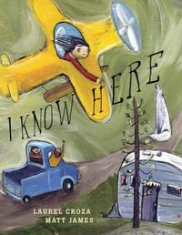 Book Cover I Know Here
