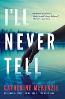 Book Cover I'll Never Tell