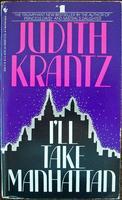 Book Cover I'll Take Manhattan