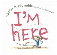 Book Cover I'm Here