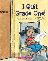 Book Cover I Quite Grade One