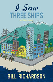 Book Cover I Saw Three Ships