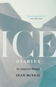 Book Cover Ice Diaries