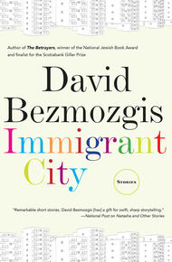 Book Cover Immigrant City