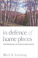 Book Cover In Defence of Home Places