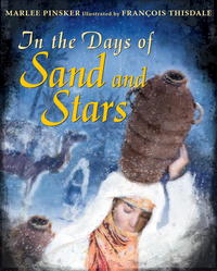 Book Cover In the Days of Sand and Stars
