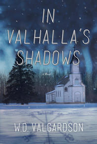 Book Cover In Valhalla's Shadows