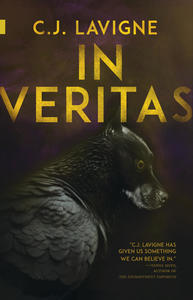 Book Cover In Veritas