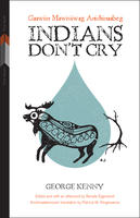 Book Cover Indians Don't Cry