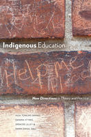 Book Cover Indigenous Education