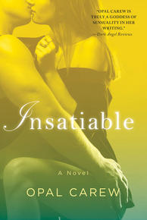 Book Cover Insatiable