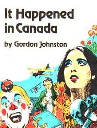 Book Cover It Happened in Canada