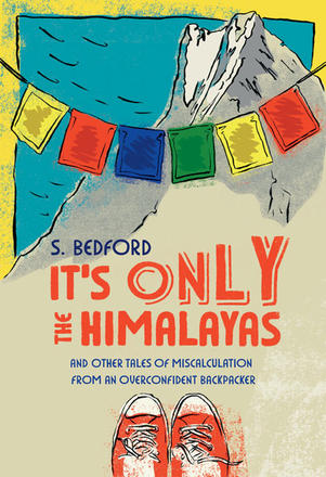 Book Cover It's Only the Himalayas