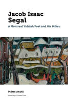 Book Cover Jacob Isaac Segal