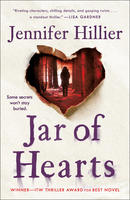 Book Cover Jar of Hearts