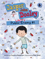 Book Cover Jasper John Dooley Public Library Enemy Number One