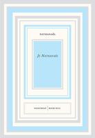 Book Cover Je Nathanael