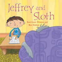 Book Cover Jeffrey and Sloth