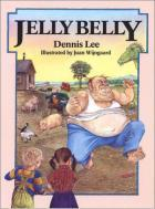 Book Cover Jelly Belly