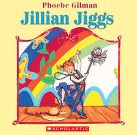 Book Cover Jillian Jiggs