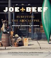 Book Cover Joe Beef